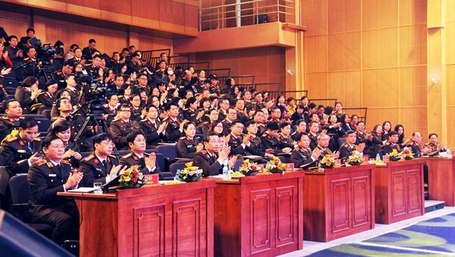 Bộ trưởng Tô Lâm chỉ đạo Hội nghị triển khai công tác Cục Truyền thông CAND - Ảnh minh hoạ 2