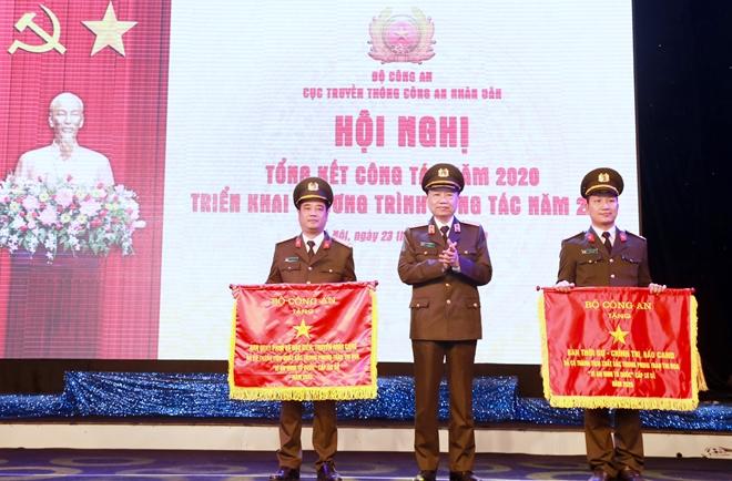 Bộ trưởng Tô Lâm chỉ đạo Hội nghị triển khai công tác Cục Truyền thông CAND - Ảnh minh hoạ 5