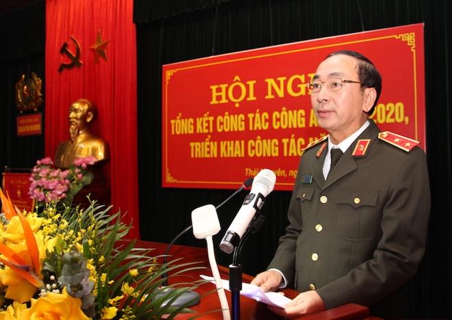 Thực hiện các giải pháp trọng tâm bảo đảm ANTT tỉnh Thái Nguyên