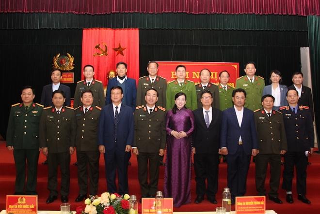 Thực hiện các giải pháp trọng tâm bảo đảm ANTT tỉnh Thái Nguyên - Ảnh minh hoạ 6