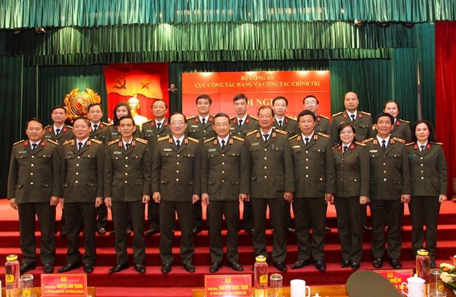 Xây dựng Đảng và xây dựng lực lượng CAND vững mạnh về chính trị - Ảnh minh hoạ 10