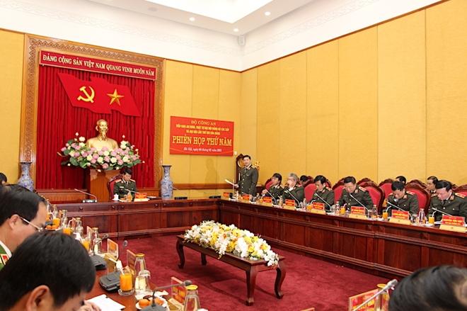 Chủ động trong mọi tình huống, bảo vệ tuyệt đối an toàn Đại hội lần thứ XIII của Đảng - Ảnh minh hoạ 2