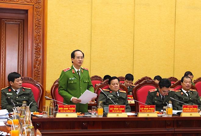 Chủ động trong mọi tình huống, bảo vệ tuyệt đối an toàn Đại hội lần thứ XIII của Đảng - Ảnh minh hoạ 5