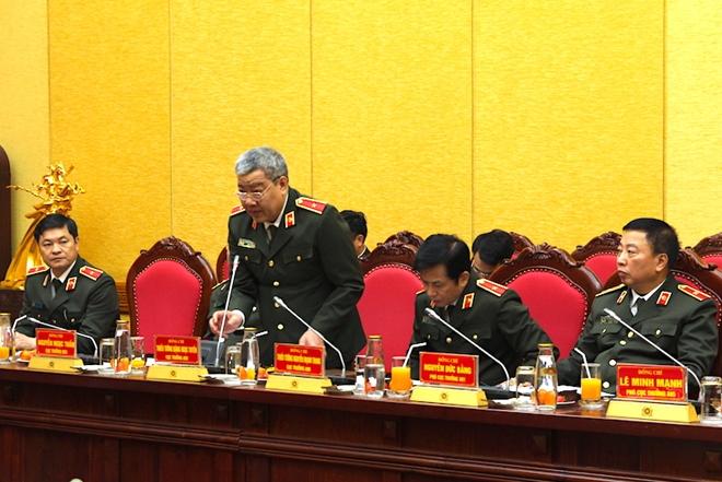 Chủ động trong mọi tình huống, bảo vệ tuyệt đối an toàn Đại hội lần thứ XIII của Đảng - Ảnh minh hoạ 3