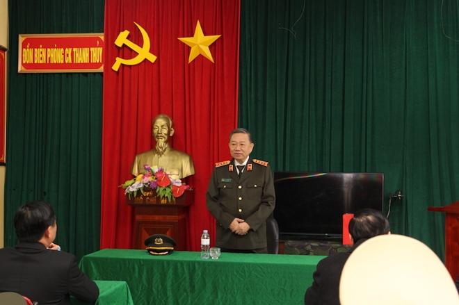 Bộ trưởng Tô Lâm dự Lễ khánh thành trụ sở Công an xã biên giới Nghệ An - Ảnh minh hoạ 11