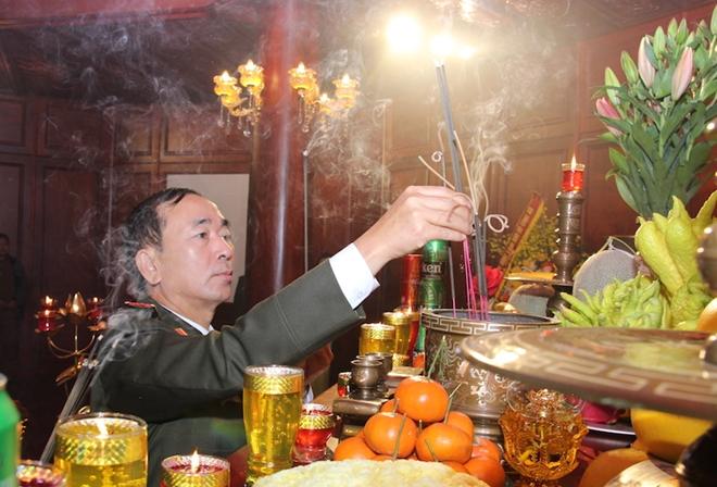 Khánh thành Phòng tưởng niệm Chủ tịch Hồ Chí Minh và các liệt sỹ CAND - Ảnh minh hoạ 3