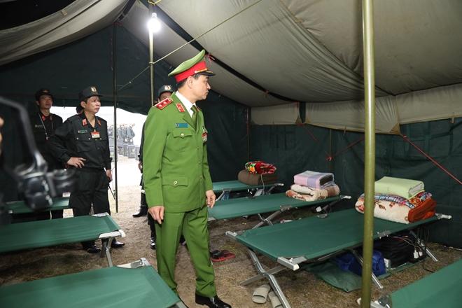 Cảnh sát cơ động nguyện toàn tâm bảo vệ Đại hội Đảng - Ảnh minh hoạ 6