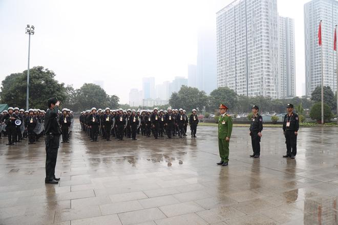 Cảnh sát cơ động nguyện toàn tâm bảo vệ Đại hội Đảng - Ảnh minh hoạ 2