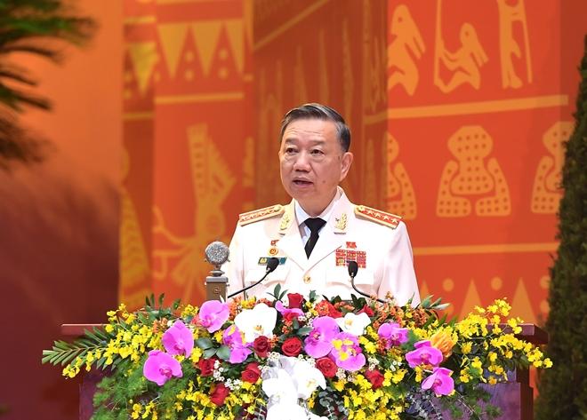 """Lực lượng CAND tự hào được Đảng lựa chọn """"trong những người trung thành nhất"""""""