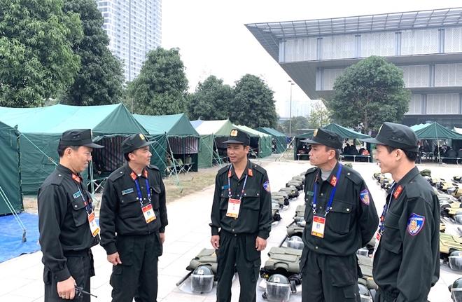 Chuyện bảo vệ an ninh, trật tự ở nơi tổ chức Đại hội XIII của Đảng - Ảnh minh hoạ 4