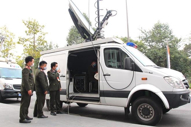 Chuyện bảo vệ an ninh, trật tự ở nơi tổ chức Đại hội XIII của Đảng - Ảnh minh hoạ 3