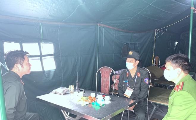 Chuyện bảo vệ an ninh, trật tự ở nơi tổ chức Đại hội XIII của Đảng - Ảnh minh hoạ 5