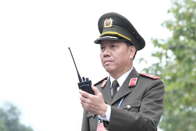 Những cán bộ chiến sỹ lặng thầm bảo đảm thông tin liên lạc tại Đại hội Đảng XIII