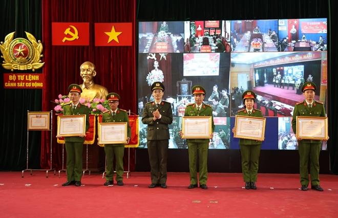Phát huy vai trò các tổ chức quần chúng trong Bộ Tư lệnh Cảnh sát cơ động - Ảnh minh hoạ 3