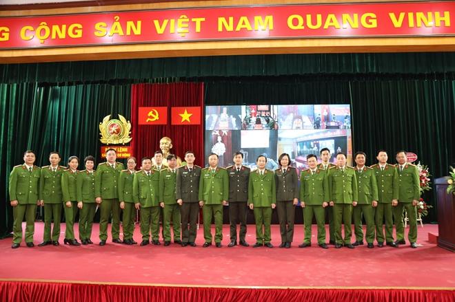 Phát huy vai trò các tổ chức quần chúng trong Bộ Tư lệnh Cảnh sát cơ động - Ảnh minh hoạ 5