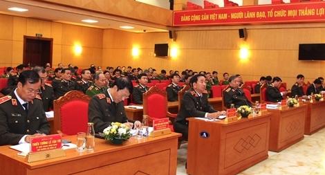 Bộ Công an giới thiệu Bộ trưởng Tô Lâm và 3 đồng chí ứng cử đại biểu Quốc hội khóa XV