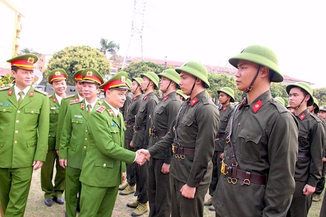 Trung đoàn CSCĐ Thủ đô khai giảng khóa huấn luyện cho gần 700 tân binh - Ảnh minh hoạ 2