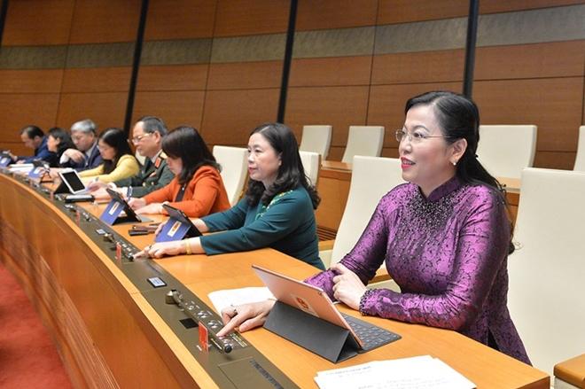 Quốc hội thông qua Luật Phòng, chống ma túy (sửa đổi), có hiệu lực từ 1/1/2022