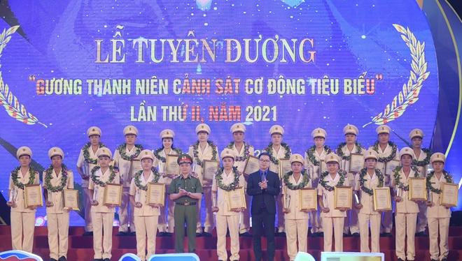 Tuổi trẻ Cảnh sát cơ động đón nhận Huân chương Bảo vệ Tổ quốc hạng Nhì - Ảnh minh hoạ 9