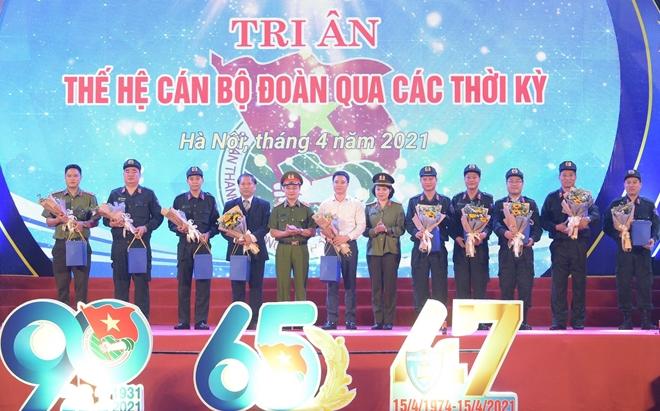 Tuổi trẻ Cảnh sát cơ động đón nhận Huân chương Bảo vệ Tổ quốc hạng Nhì - Ảnh minh hoạ 5