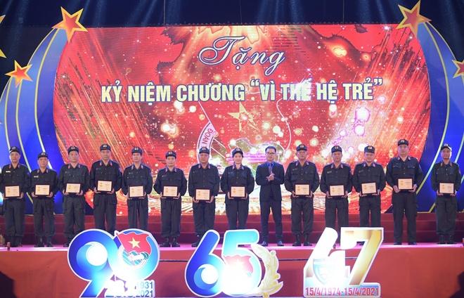 Tuổi trẻ Cảnh sát cơ động đón nhận Huân chương Bảo vệ Tổ quốc hạng Nhì - Ảnh minh hoạ 6
