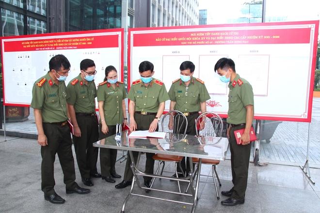 Sẵn sàng công tác bầu cử tại cơ quan Bộ Công an - Ảnh minh hoạ 2