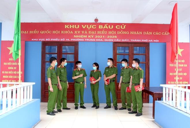 CSCĐ huấn luyện, thực binh hàng trăm phương án bảo vệ bầu cử - Ảnh minh hoạ 2