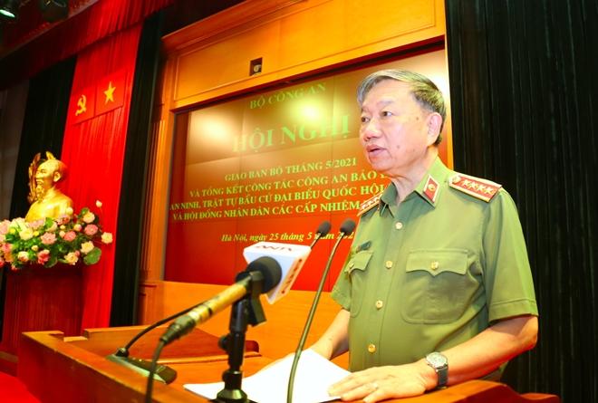 Lực lượng Công an bảo đảm tuyệt đối an toàn bầu cử, đóng góp tích cực phòng, chống dịch - Ảnh minh hoạ 2