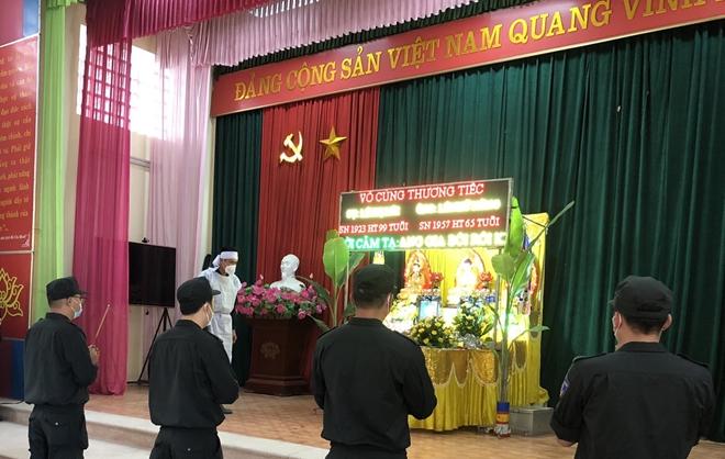Cán bộ CSCĐ nghẹn ngào chịu tang bố và bà nội nơi tâm dịch Bắc Giang - Ảnh minh hoạ 4