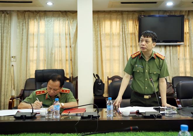 Thứ trưởng Trần Quốc Tỏ thăm, làm việc với Báo CAND và Nhà xuất bản CAND - Ảnh minh hoạ 2