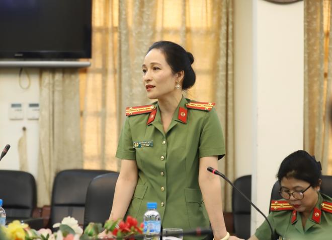 Thứ trưởng Trần Quốc Tỏ thăm, làm việc với Báo CAND và Nhà xuất bản CAND - Ảnh minh hoạ 4
