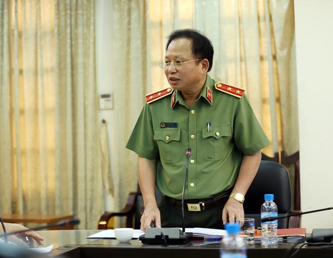 Thứ trưởng Trần Quốc Tỏ thăm, làm việc với Báo CAND và Nhà xuất bản CAND - Ảnh minh hoạ 7