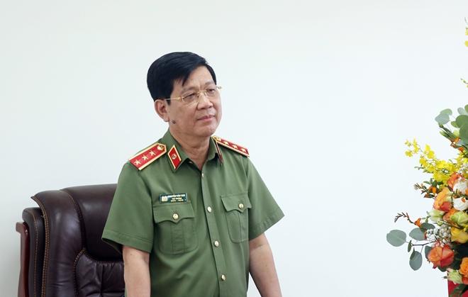 Thứ trưởng Nguyễn Văn Sơn thăm, kiểm tra trụ sở mới của Báo CAND tại số 2 Đinh Lễ - Ảnh minh hoạ 2