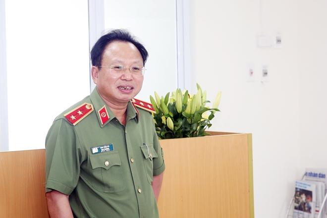 Thứ trưởng Nguyễn Văn Sơn thăm, kiểm tra trụ sở mới của Báo CAND tại số 2 Đinh Lễ - Ảnh minh hoạ 5