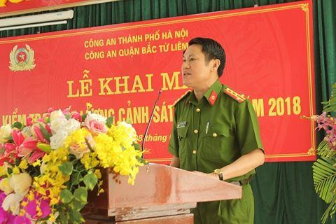 Kiểm tra chất lượng CSKV trên địa bàn 13 phường quận Bắc Từ Liêm