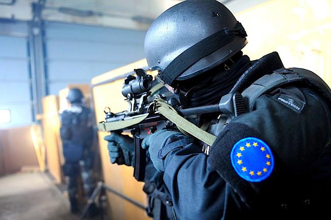 Europol và cuộc chiến chống khủng bố