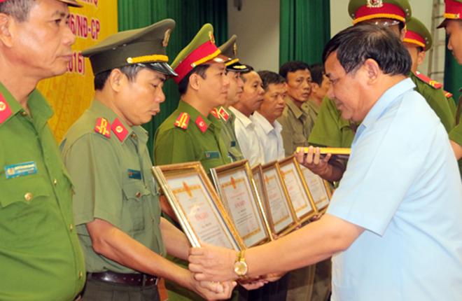 Lan toả mạnh mẽ phong trào Toàn dân bảo vệ an ninh Tổ quốc