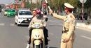 Xử phạt các hành vi vi phạm về quy tắc giao thông đường bộ
