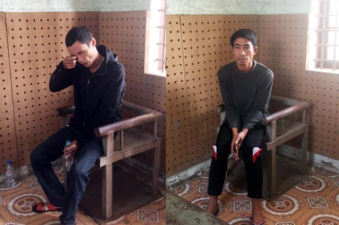 Tội ác man rợ của 2 tên cướp vứt xác tài xế trên xe container