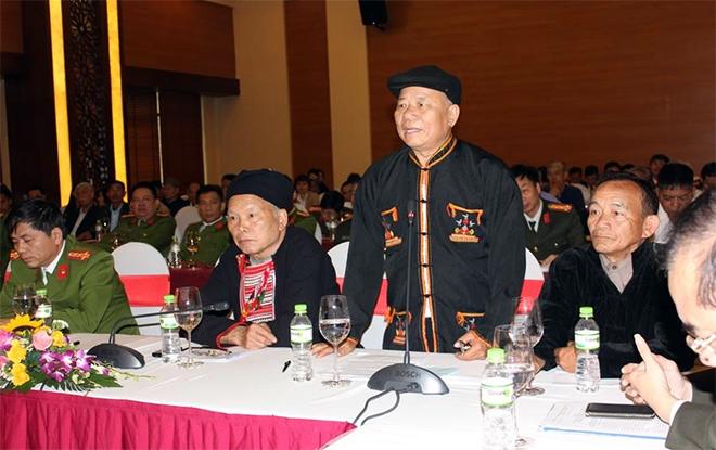 Người có uy tín vùng Đông Bắc tích cực tham gia phong trào toàn dân bảo vệ ANTQ - Ảnh minh hoạ 3