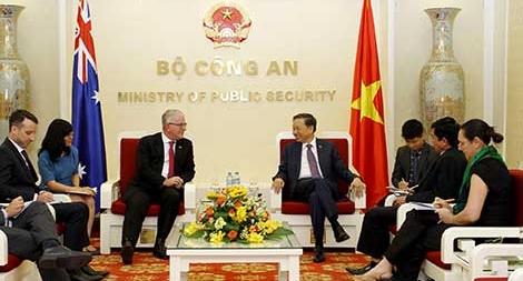 Tăng cường quan hệ hợp tác Việt Nam – Australia
