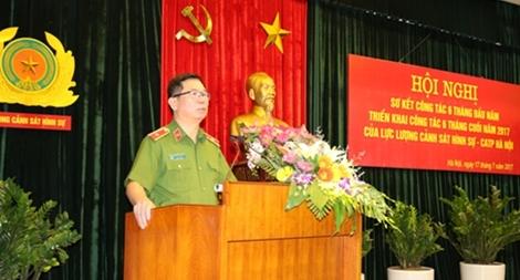 Công an TP Hà Nội: Điều tra, làm rõ 100% các vụ trọng án