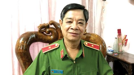 Vị tướng đầu tiên của Cảnh sát Phòng cháy và chữa cháy TP Hồ Chí Minh