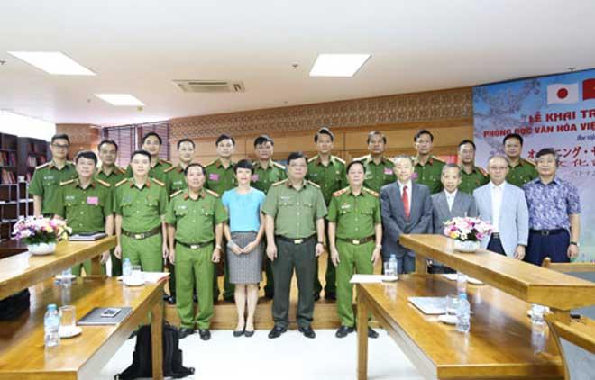 Khai trương phòng đọc văn hóa Việt Nam - Nhật Bản - Ảnh minh hoạ 2