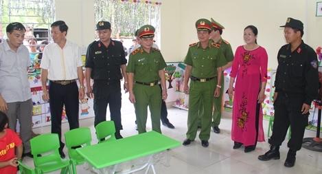 Khánh thành điểm trường mầm non vùng cao Lạng Sơn