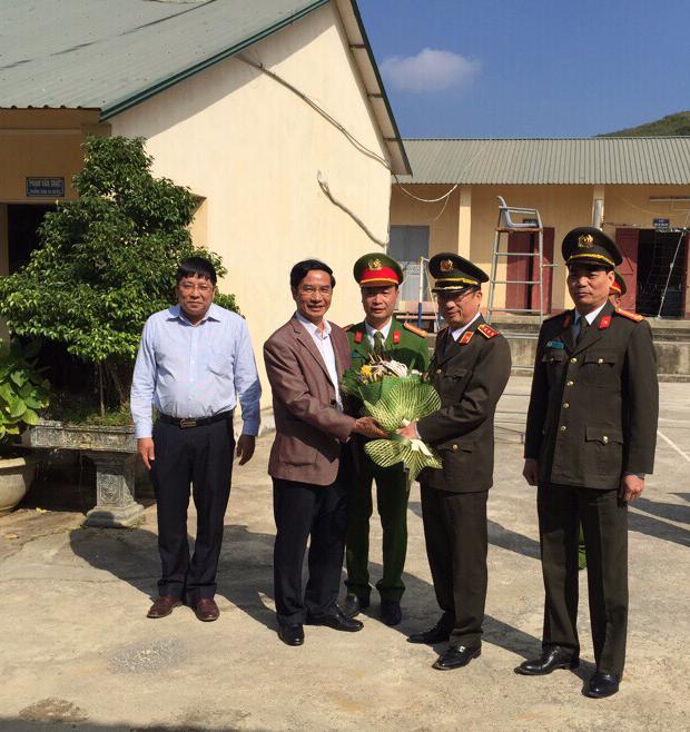 Đoàn công tác liên ngành Bộ Công an, Bộ Y tế, Bộ Lao động thương binh- xã hội làm việc tại tỉnh Sơn La - Ảnh minh hoạ 3