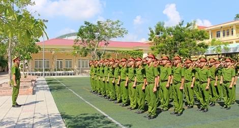Trường Trung cấp CSND III: 10 năm xây dựng và phát triển