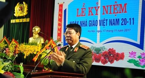 Trường Đại học PCCC kỷ niệm ngày nhà giáo Việt Nam