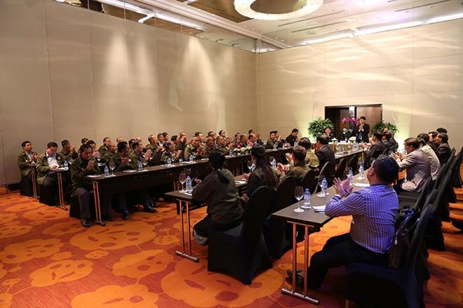 Thứ trưởng Bùi Văn Nam tiếp Đoàn Hội hữu nghị Lào - Việt Nam - Ảnh minh hoạ 2