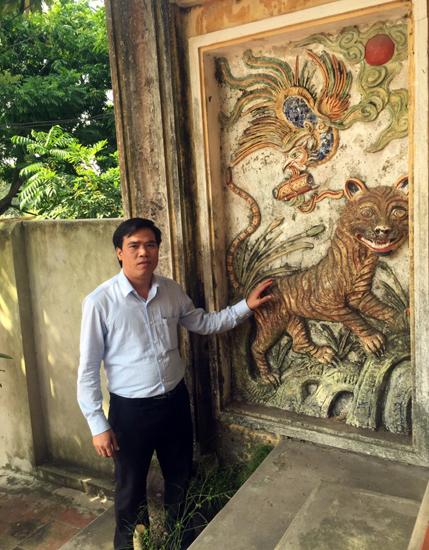 Ðặng Ðình Duy nghệ nhân xứ Kinh Bắc: Đam mê và hướng thiện - Ảnh minh hoạ 2